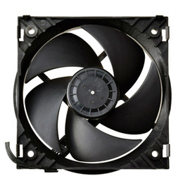 wholesale xbox one consoles NZ - Black Original 5 Blades 4 Pin Internal Cooling Fan Cooler Replacement For Xbox ONE Console DHL FEDEX EMS FREE SHIPPING