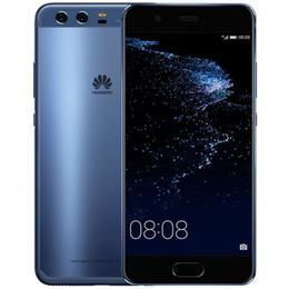 Téléphone portable d'origine Huawei P10 4G LTE 4 Go de RAM 64 Go / 128 Go Kirin 960 Octa Core Android 7.0 de 5.1