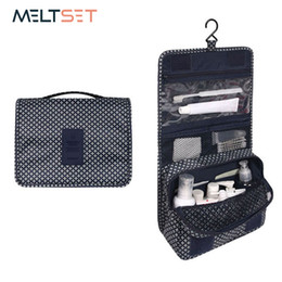 Hanging Toiletry Kit Clear Travel Storage Bag Cosmetic Carry Toiletry  Pockets For Womens Wash Bag Traveling Bathroom Makeup 71233d530f10a