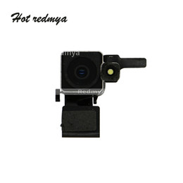 front camera module Canada - 3.5 Inch For iPhone 4G 4S Rear Back Front Facing Camera Flex Main Big Small Camera Module Repair Lens Replacement Phone Parts