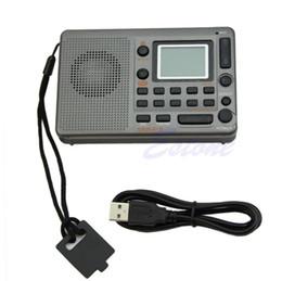 $enCountryForm.capitalKeyWord Australia - Digital Tuning LCD Receiver TF MP3 Player FM AM SW Full Band Radio Portable New