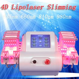 Lipo sLim Laser machine prices online shopping - lipo laser body slimming Beauty Equipment laser diodes best price fast and effective wavelength portable lipolaser slimming machine