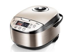 Großhandel chinaGUANGDONG Midea Haushalt Reiskocher 4L WFS4037 110-220-140V Smart Stereo Heizung elektrische Reismaschine 24 Stunden Termine Suppe