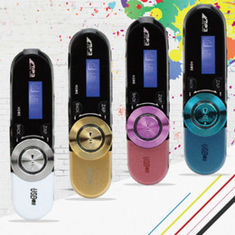 usb pen mp3 player radio 2019 - wholesale Superior Mini USB MP3 Player LCD Screen Support 32GB Micro SD TF Card Slot Digital mp3 music player FM Radio d