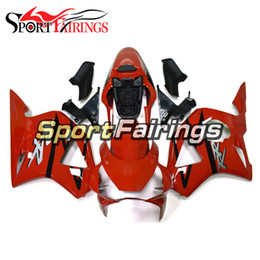 cbr 954 bodywork UK - Gloss Red Injection 02-03 CBR 900RR Motorcycle ABS Plastic Full Fairing Kit For Honda CBR900RR 954 Year 2002 2003 Bodywork