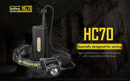 $enCountryForm.capitalKeyWord NZ - NITECORE HC70 headlamp CREE XM-L2 U2 LED MAX. 1000LM beam distance 180M rechargeable headlight bicycle head light searh light