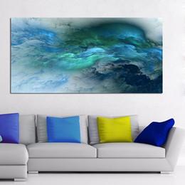 $enCountryForm.capitalKeyWord Canada - WANGART Abstract Colors Unreal Canvas Art Wall Art Painting Living Room Large Home Decor Wall Hanging Modern Print Painted