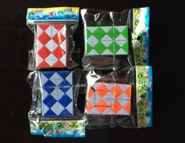 $enCountryForm.capitalKeyWord NZ - Mini Creative Magic Snake Shape Toy Game 3D Cube Puzzle Twist Puzzle Toy Gift Random Intelligence Toys Supertop Gifts dhl free