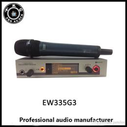 $enCountryForm.capitalKeyWord NZ - Best sound 780-822MHZ Reliable quality UHF handheld wireless microphone EW300 g3 EW335 g3 microphone