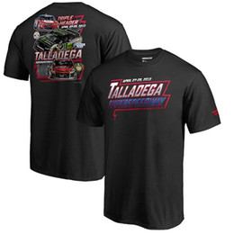 T-Shirt NASCAR 2018 Alex Bowman Kevin Harvick Ryan Blaney Kyle Larson Tommy William Byron Joey Logano Brad Keselowski T-shirt Martin Truex Jr