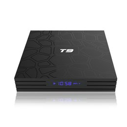 Display tuner online shopping - Android tv box GB GB T9 RK3328 QUAD core Android smart media box Bluetooth Google TV Digital Display