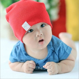 Discount new born accessories - Unisex New Born Baby Boy Girl Kawaii Cute Soft Cotton Beanie Hat Soft Toddler Infant Caps Baby Accessories free shipping