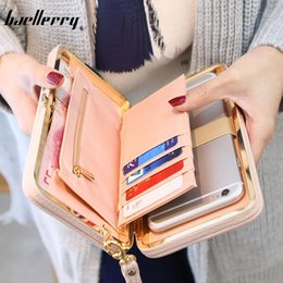 Wholesale Hot Sale PursNew arrival fashion wallets women long design cute Bowknot large capacity lunch box ladies wallet purse clutch