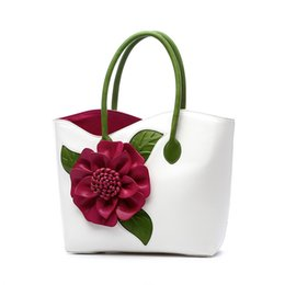 $enCountryForm.capitalKeyWord UK - 2018 Clearance On Sale Chinese National Handbags Large Floral Women Totes Ladies Online Shopping Shoulder Bags