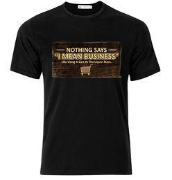 $enCountryForm.capitalKeyWord NZ - Cart At The Liquor Store - Graphic Cotton T Shirt Short & Long Sleeve