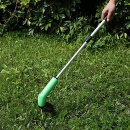 Prune Cutters NZ - Portable Grass Trimmer Cordless Garden Lawn Edger Cutter Zip Ties Kits Grass Mower Powerfully Courtyard Mowing Pruning Tool