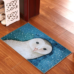 $enCountryForm.capitalKeyWord Canada - Living Room Doormat 3D Pattern Carpet Rugs For Kitchen Hall Bathroom Floor Mat Anti-slip Bath Mat Lovely Foot Pad Toilet Doormat 50*80 cm