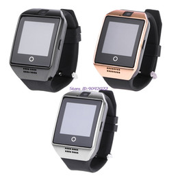 Discount smart watch phone q18 - Q18 Smart Watch Touch Screen Camera SIM TF Card For Android IOS for Phone