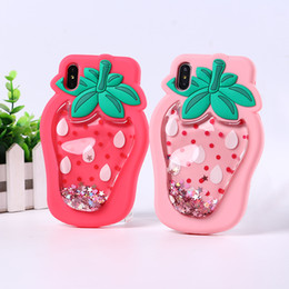 $enCountryForm.capitalKeyWord UK - 3D Cartoon pocket cat Baby bear rabbit strawberry fashionable soft silicon Phone cover For iPhone X 5S SE 6 7 8 plus Phone cover