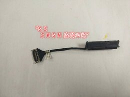 Discount sata connectors - Genuine New For Lenovo For Notebook Z710 Series G710 SATA HDD Connector Cable DUMB02 P N: 1414-08M2000