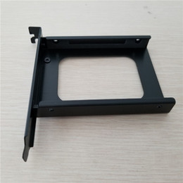 pci hard drive NZ - 1 PCS Hard Drive 2.5'' SSD Internal PCI Slot Expansion Rear Bracket Tray Caddy Carrier Enclosure Rack
