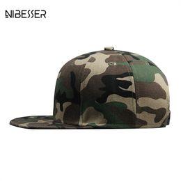 9a488cee907 NIBESSER Camouflage Snapback Hats Men Women Fashion Cap Street Unisex Hiphop  Hat Baseball Cap Hip Hop Caps For Men Women Bones