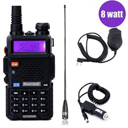$enCountryForm.capitalKeyWord NZ - Baofeng UV-5R 8W High Power Powerful walkie talkie 2 Way Radio 8Watts cb portable radio 10km long range pofung UV5R Hunting