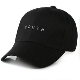 018b5b4154c Fashion Black Pink White YOUTH Dad Hats For Men Women Baseball Caps  Adjustable Palace Deus Cap Ovo Drake Hat Gorras Planas Hip Hop 5pcs
