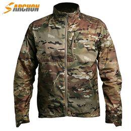 $enCountryForm.capitalKeyWord Canada - Style Waterproof Windbreaker Summer Sun Protect Ultra-light Skin Jacket Men Tactical Clothes Army Camouflage Jacket