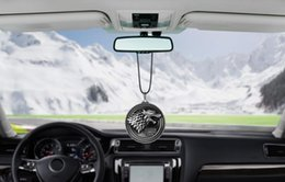 accessories game thrones 2020 - For Game of Thrones House Stark Winter Is Coming Car Rear View Mirror Car Pendant Car Styling Accessories Automobiles De