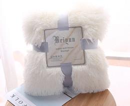 $enCountryForm.capitalKeyWord Australia - Super Soft Long Shaggy Fuzzy Fur Faux Fur Warm Elegant Cozy With Fluffy Sherpa Throw Blanket the best chrismas gift for lady