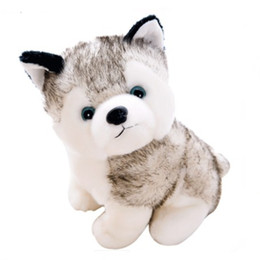 new baby decorations 2018 - Lovely Animal Plush Toy Dog Doll for Car Decoration Doll or baby gift home decoration gift cheap new baby decorations