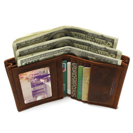 Black Wallet Id NZ - men wallets famous brand men wallet male black coin purse ID card dollar bill wallet004zx001