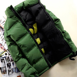 Stock Clothes Winter Australia - Winter Clothes Down Jackets Short Fund Thickening Korean Youth Warm Fashion Season Make An Inventory Of Stock The