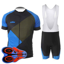 89bcb596b50 KTM team Cycling Short Sleeves jersey (bib) shorts sets Men s Outdoors MTB  Running Bicycle NEW T-Shirt Riding Bike Clothes Sportwear 91924F