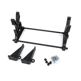 plastic gears NZ - tactical ar 15 accessories Plastic rifle display shelf Adjustable rifle stand 20cm for hunting gear shooting SMS2333