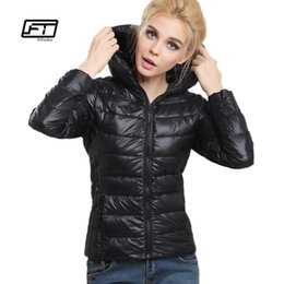 $enCountryForm.capitalKeyWord Canada - new 2017 spring autumn ultra thin women jacket short design hooded duck down coat female stand collar plus size parkas