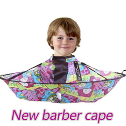 $enCountryForm.capitalKeyWord NZ - kids cuts Children Kids Cutting Cape Gown Salon Hairdresser Barber Apron Cloak Clothes for Salon Hair Styling Accessory Boys