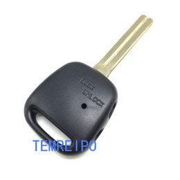 $enCountryForm.capitalKeyWord UK - Replacement Key Case Fix For Toyota Side 2 Button Remote Key Shell With TOY48 Short Blade