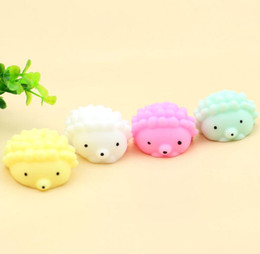 $enCountryForm.capitalKeyWord Canada - Hot Mixed Color Squishy Hedgehog Healing Squeeze Funny Kids Toy Gift Stress Reliever Soft Decor Free Shipping