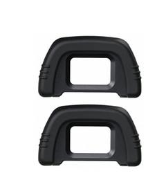 Venta al por mayor de 2 PCS DK-21 Visor ocular de goma con ocular para Nikon D7000 D750 D610 D600