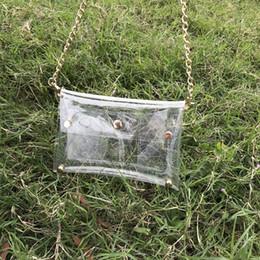 Transparente mulheres de embreagem PVC clear cruz saco corpo bolsa de ombro moda jogo bolsa do dia com DHL grátis