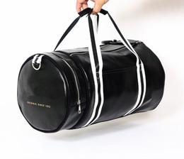 men leather messenger bags black 2019 - mens messenger duffel bag men travel bags leather casual men handbag outdoor vintage men shoulder bag fred Style cheap m