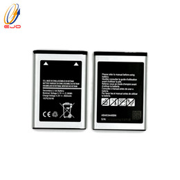 Battery For Samsung E208 Phone Replace battery The High Capacity For The x200 x208 e200 s259 AB463446NB AB463446BU High Capacity Batterie on Sale