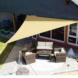 3 * 3 * 3 m Bloco UV Vela Sombrinha Perfeito para Pátio Ao Ar Livre Do Jardim Sombra de Sol Vela Toldos Do Deserto