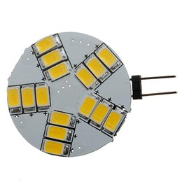 G4 Energy Saving Bulb Australia - 10pcs G4 15 SMD 5630 LED energy saving lamp pin base lamp bulb Warm White 3,5W