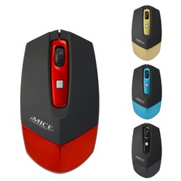 7a41a85da51 Office Works Laptop UK - Hot Sales 2.4GHZ Wireless Mouse Gaming Mouse  1600DPI Computer PC