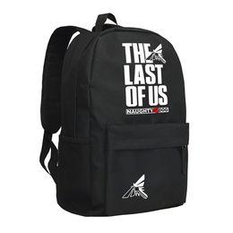 $enCountryForm.capitalKeyWord UK - American The Last of Us Backpack for Teenage Boys Girls Fans Daypack Bookbag