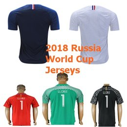 World Cup Jerseys Russia Canada - Custom 2018 Russia World Cup Soccer  Jersey F Home 1 6666f9c3b
