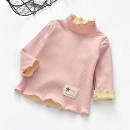 $enCountryForm.capitalKeyWord Canada - children girls sweaters autumn winter baby girls tops outwear kids warm velvet sweaters clothing children warm outfits